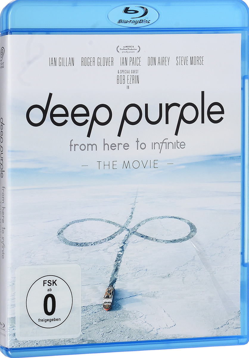 Documentary: for the 1st time ever Deep Purple filmed while songwriting and recording.