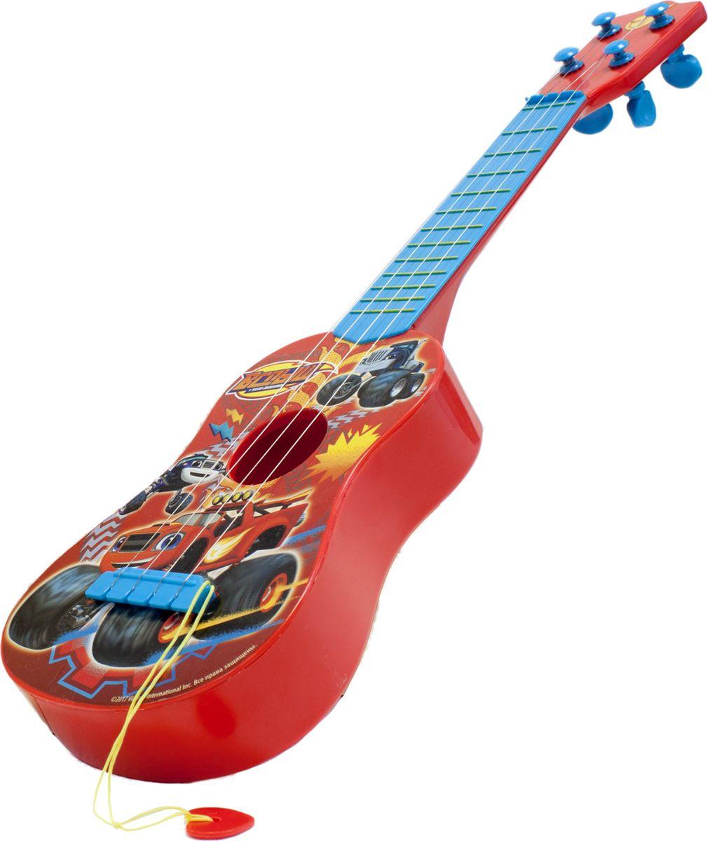 Вспыш Гитара с медиатором