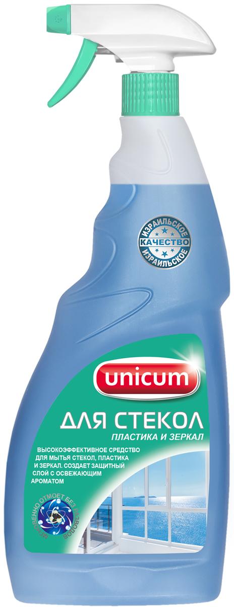 Средство для мытья стекол Unicum, 500 мл300285Средство Unicum высокоэффективное средство для мягкой очистки гладких и блестящих поверхностей - стекла, зеркал, пластика, кафеля, нержавеющей стали и других видов водостойких материалов и покрытий. Средство быстро удаляет следы от высохших капель воды, следы от рук, мягко очищает полимерные покрытия пластиковых окон, придает блеск и оставляет защитный нанослой, препятствующий налипанию пыли.Товар сертифицирован.Как выбрать качественную бытовую химию, безопасную для природы и людей. Статья OZON Гид