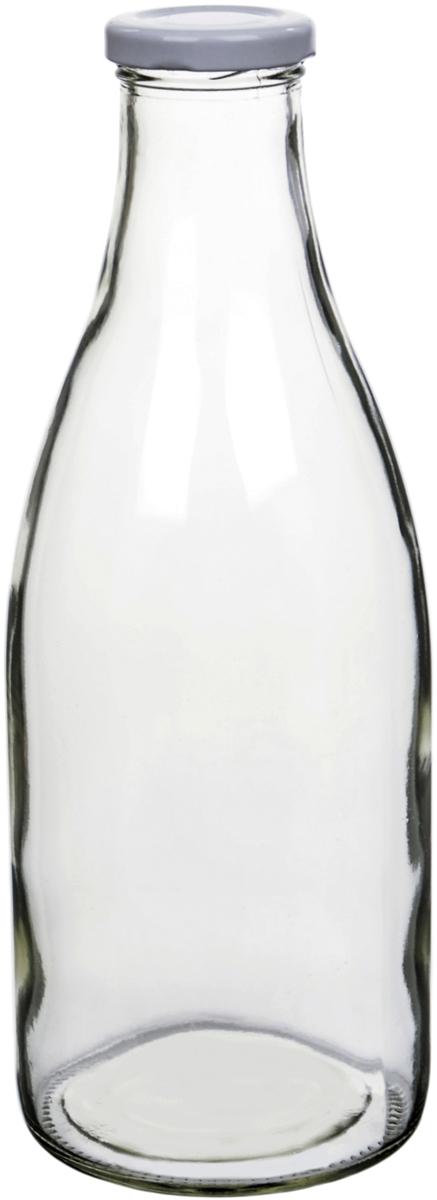 Бутылка Камышин, с крышкой, 1 лKB127-B43A-1000/43Стеклянной посуде всегда найдется применение дома и на даче. Бутылку Камышин с крышкой можно использовать для консервирования, хранения жидких и сыпучих пищевых продуктов. Толстое прочное прозрачное стекло российского производства безопасно, гигиенично и функционально. Стекло не потемнеет и не станет тусклым, рисунок останется ярким и привлекательным.