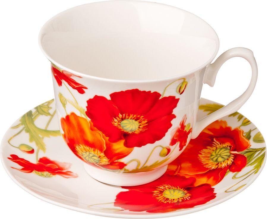 Чайный набор Millimi Маки, 12 предметов821534Чайный набор Millimi Маки состоит из 6 чашек и 6 блюдец, изготовленных из высококачественного костяного фарфора.Такой набор прекрасно дополнит сервировку стола к чаепитию, а также станет замечательным подарком для ваших друзей и близких.