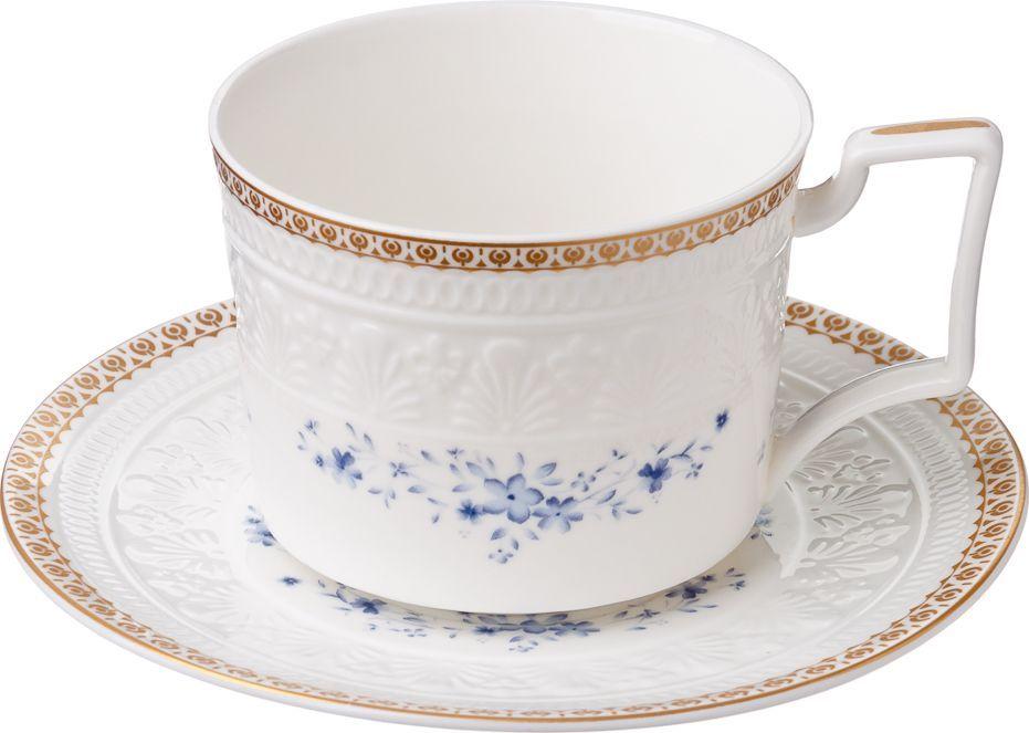 Чайный набор Millimi Джулия, 12 предметов821567Чайный набор Millimi Джулия состоит из 6 чашек и 6 блюдец, изготовленных из высококачественного костяного фарфора.Такой набор прекрасно дополнит сервировку стола к чаепитию, а также станет замечательным подарком для ваших друзей и близких.