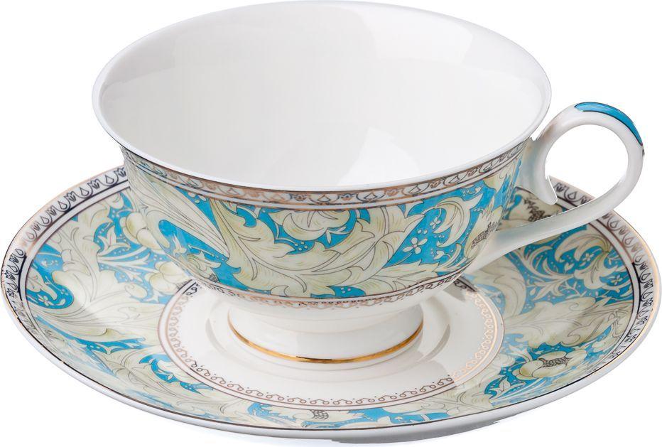 Чайный набор Millimi Элегия, 12 предметов1573581Чайный набор Millimi Элегия состоит из 6 чашек и 6 блюдец, изготовленных из высококачественного костяного фарфора.Такой набор прекрасно дополнит сервировку стола к чаепитию, а также станет замечательным подарком для ваших друзей и близких.