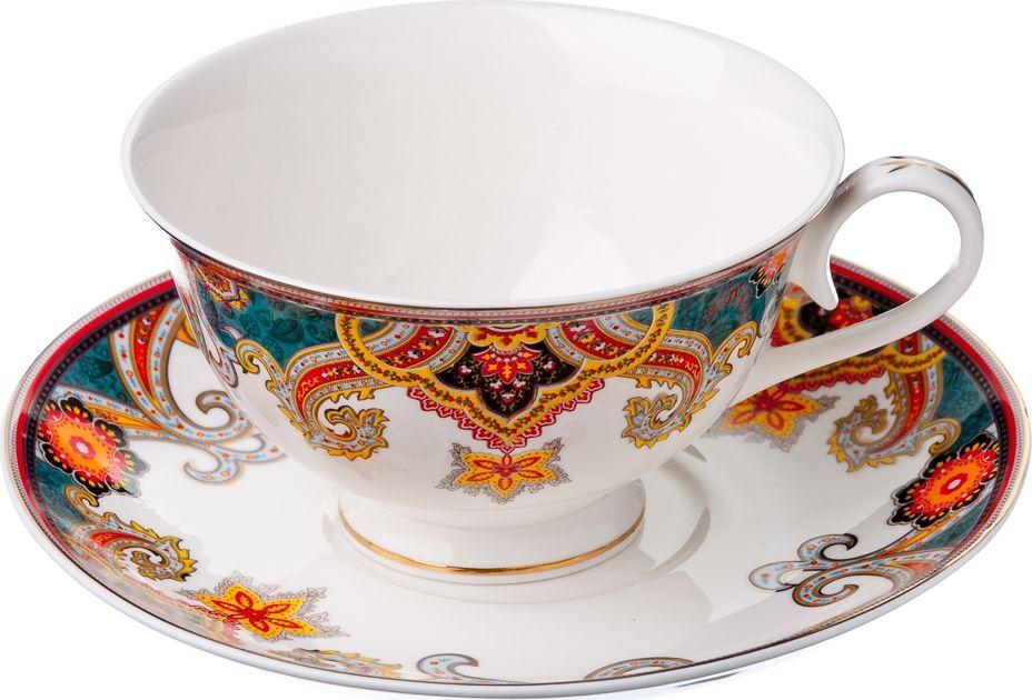 Чайный набор Millimi Попурри, 12 предметов821580Чайный набор Millimi Попурри состоит из 6 чашек и 6 блюдец, изготовленных из высококачественного костяного фарфора.Такой набор прекрасно дополнит сервировку стола к чаепитию, а также станет замечательным подарком для ваших друзей и близких.