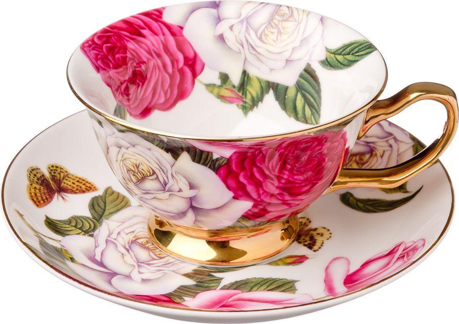 Чайный набор Millimi Марианна, 12 предметов821621Чайный набор Millimi Марианна состоит из 6 чашек и 6 блюдец, изготовленных из высококачественного костяного фарфора.Такой набор прекрасно дополнит сервировку стола к чаепитию, а также станет замечательным подарком для ваших друзей и близких.