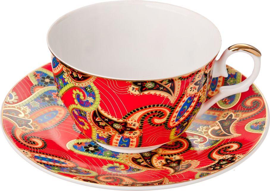 Чайный набор Millimi Диана, 12 предметов821644Чайный набор Millimi Диана состоит из 6 чашек и 6 блюдец, изготовленных из высококачественного костяного фарфора.Такой набор прекрасно дополнит сервировку стола к чаепитию, а также станет замечательным подарком для ваших друзей и близких.