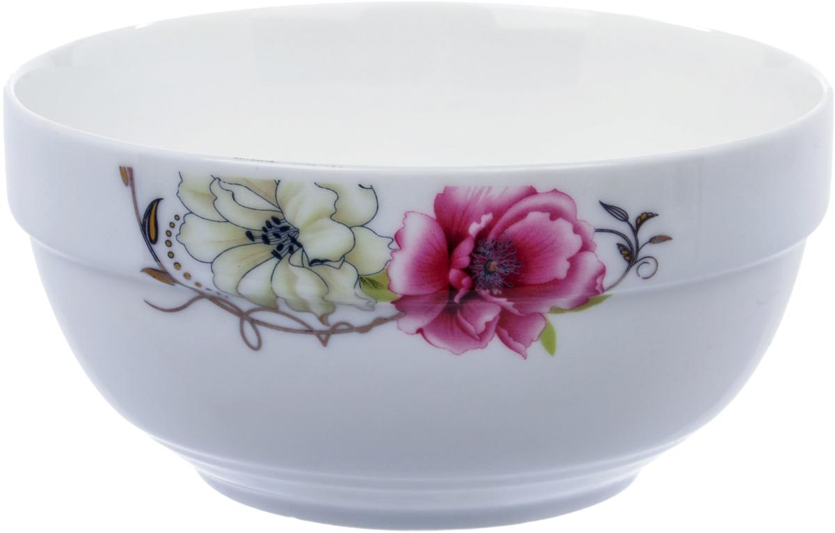 Салатник Ningbo Royal Роза, диаметр 14 см фарфоровая посуда дулево на авито
