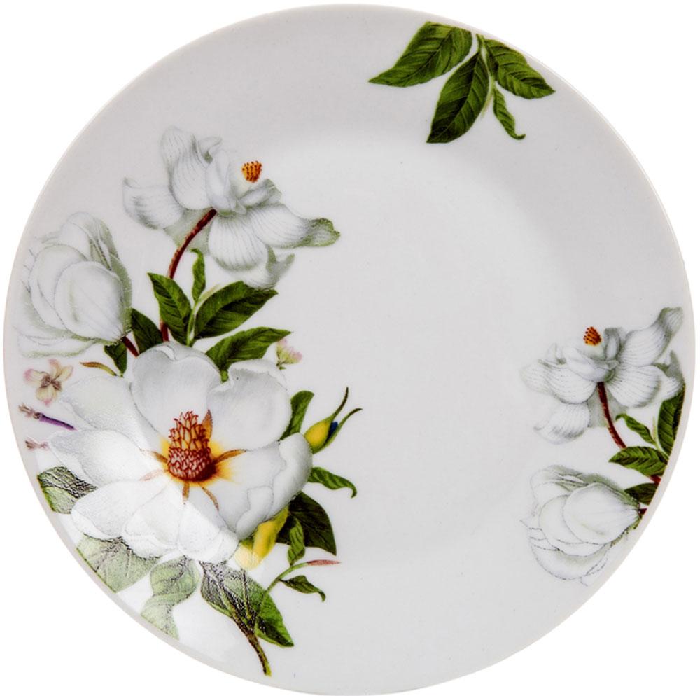 Тарелка десертная Dasen Шиповник, диаметр 19 смDNDSR-SH059-3Посуда китайской фабрики Dasen Industrial, известного производителя и экспортера фарфора и фаянса, - посуда, которая всегда в тренде. Отличное качество при невысоких ценах – ее главные конкурентные преимущества.Фаянсовая посуда с цветочными декорами пользуется стабильно высоким спросом. Она присутствует в каждом доме, как составляющая кухни и повседневной сервировки.Посуда Dasen - это китайский фаянс, знакомый еще с советских времен по аналогичной же продукции отечественного производства.