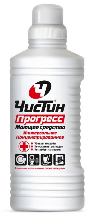 Универсальное моющее средство Чистин Прогресс, 1 л