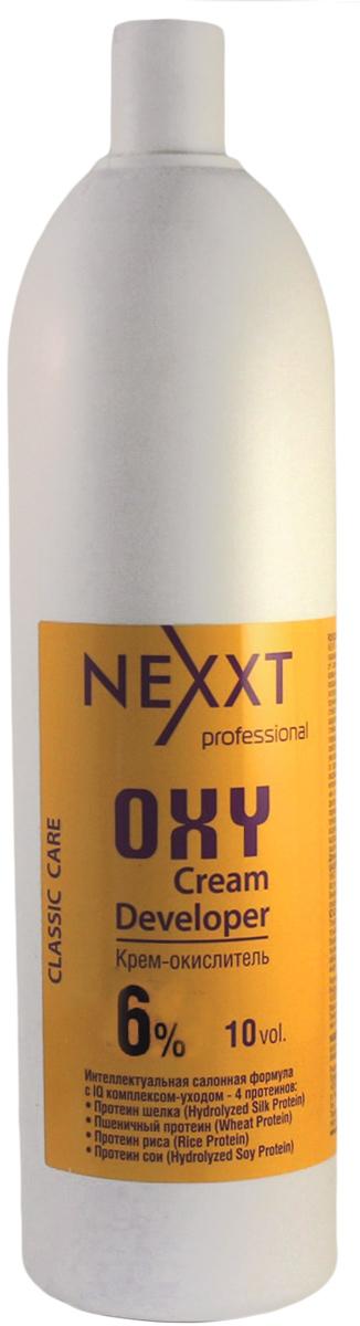 Nexxt Professional Крем-окислитель 6%, 1000 мл nexxt professional крем окислитель 3