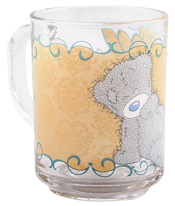 Кружка Me to You Барокко, 250 мл1071448Кружка Me to You Барокко, выполненная из высококачественного стекла, станет отличным подарком.