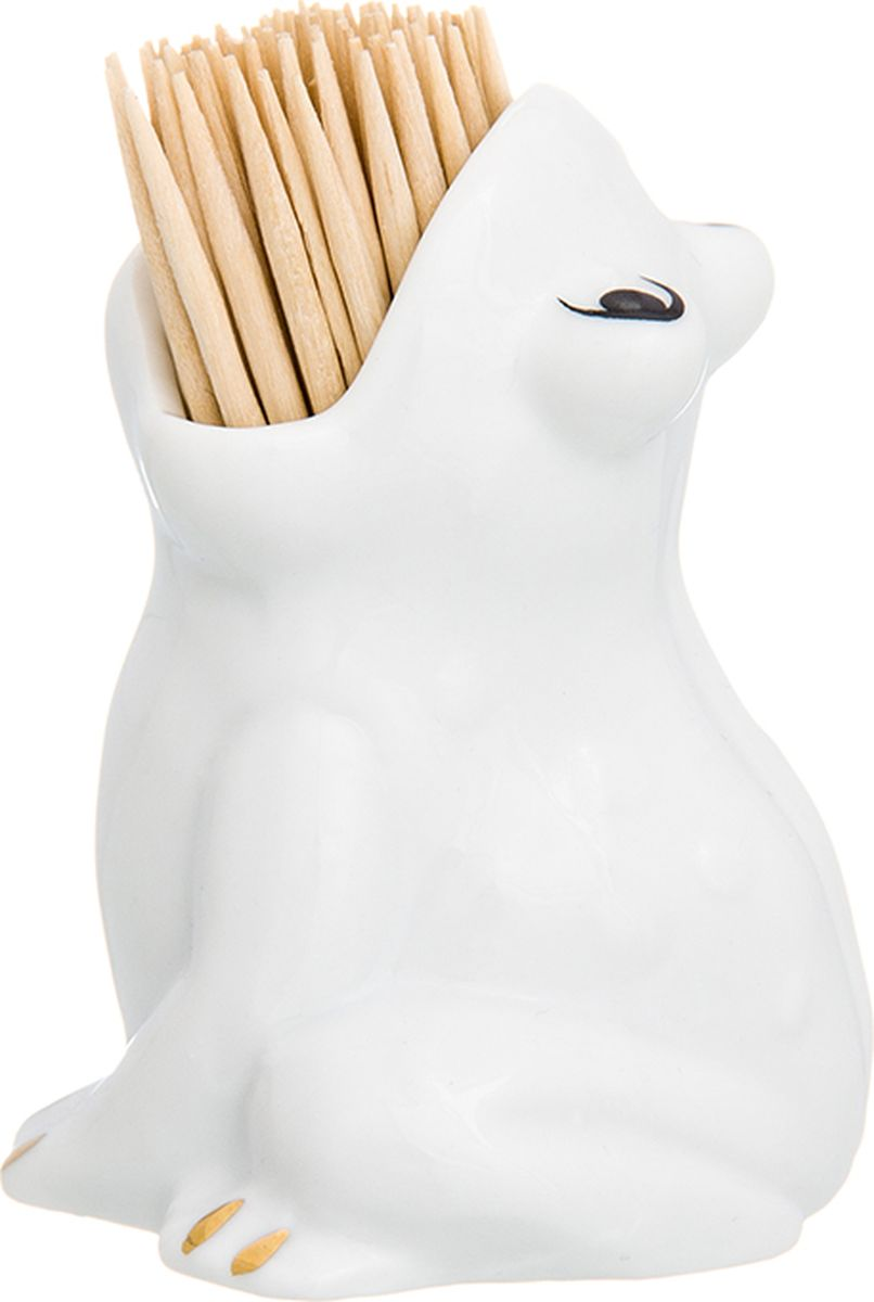 Вазочка под зубочистки Elan Gallery Лягушка, высота 6,5 см330732Вазочка под зубочистки коллекции - приятная интерьерная мелочь, которая прекрасно дополнит облик вашего стола. Станет замечательным подарком по любому поводу.