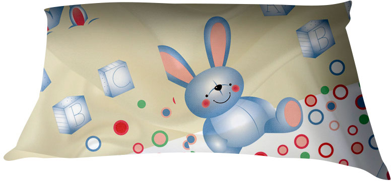 Наволочка детская Bonne Fee Мишка, 60 х 40 смОЗКБПД-1,5/36Наволочка бренда Bonne Fee, из сатина.