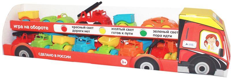 Пластмастер Игровой набор Город плакаты и макеты по правилам дорожного движения где купить в спб