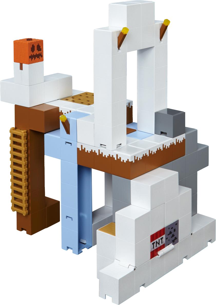 Minecraft Игровой набор Зимняя пещера
