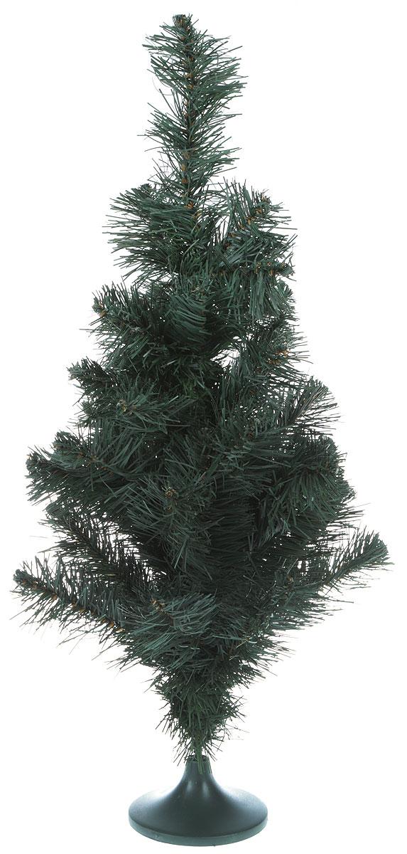 Ель искусственная Царь Елка Маг, цвет: зеленый, 60 смМАГ-60Настольная искусственная ель Маг - прекрасный вариант для оформления вашего интерьера к Новому году. Такие деревья абсолютно безопасны, удобны в сборке и не занимают много места при хранении.Ель состоит из верхушки, ствола и устойчивой подставки. Ель быстро и легко устанавливается и имеет естественный и абсолютно натуральный вид, отличающийся от своих прототипов разве что совершенством форм и мягкостью иголок.Еловые иголочки, расположенные в хаотичном порядке для большей пушистости, не осыпаются, не мнутся и не выцветают со временем. Полимерные материалы, из которых они изготовлены, нетоксичны и не поддаются горению. Ель Царь Елка Маг обязательно создаст настроение волшебства и уюта, а также станет прекрасным украшением дома на период новогодних праздников.