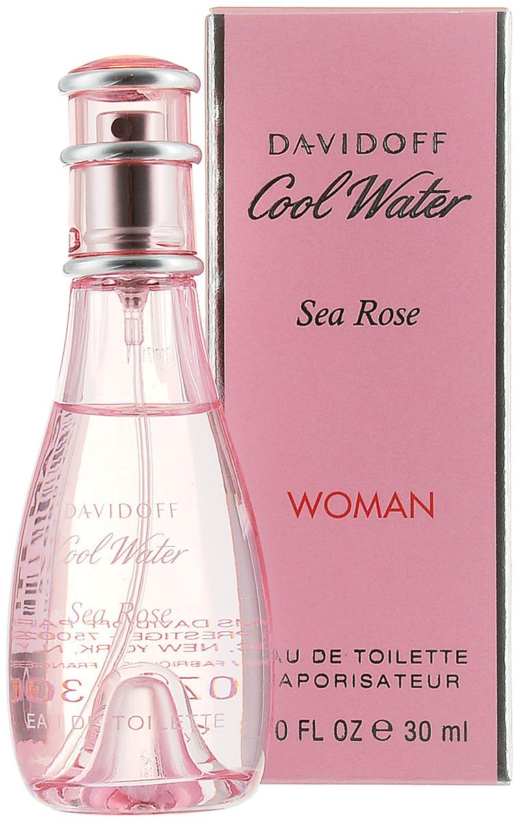Davidoff Cool Water Sea Rose Туалетная вода женская, 30 мл46535030000Нежный аромат Davidoff Cool Water Sea Rose создал молодой перспективный парфюмерОрельен Гишар. Он является одним из ведущих сотрудников парфюмерной школы и компании Givaudan. Орельен Гишар пошел по стопам своих родственников, которые уже несколько поколений трудятся в парфюмерной промышленности, создавая великолепные композиции. Его ароматы – это смелость, оригинальность, новизна. Это же можно сказать и о новом парфюме2013 года Davidoff Cool Water Sea Rose. Аромат относится к цветочной группе и базируется на нотах мускуса, а верхние нотки Water Sea Rose – это спелая, сочная груша.