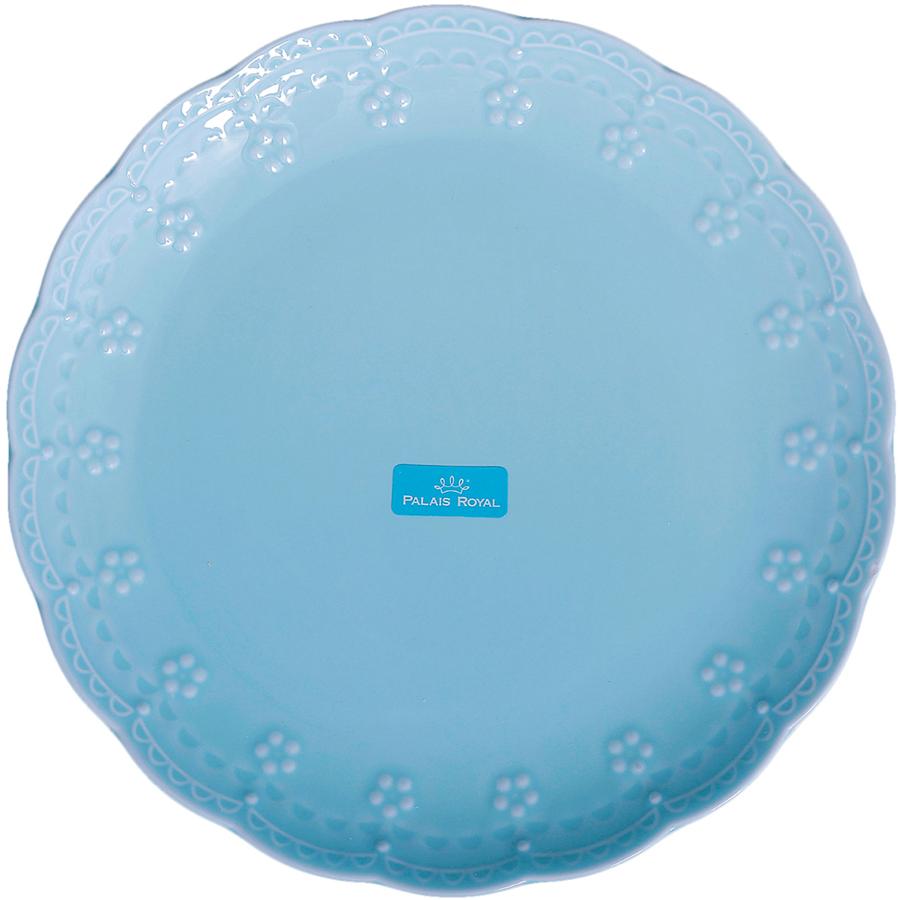 Набор тарелок Lamart Dolci, цвет: бирюзовый, диаметр 20 см, 4 шт1000079