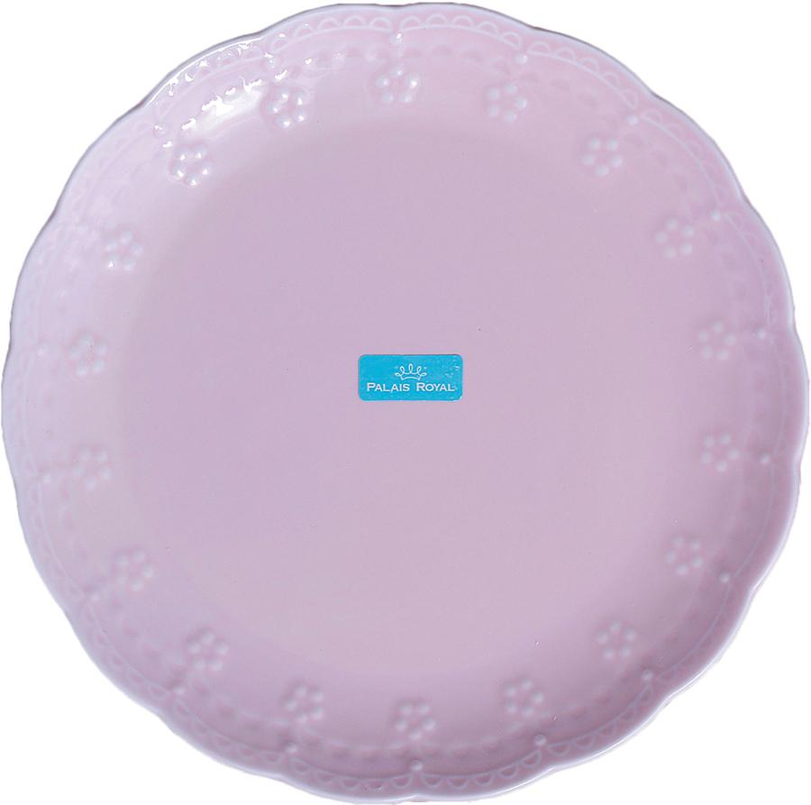 Тарелка Lamart Dolci, цвет: лиловый, диаметр 20 см952598