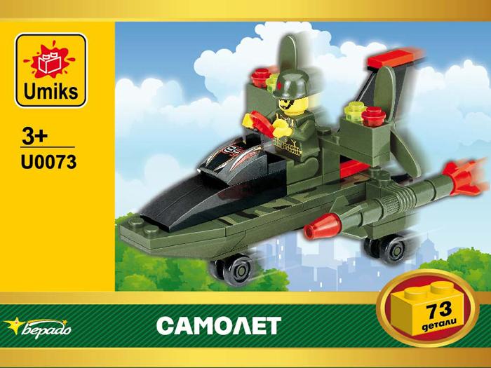 Umiks Конструктор Самолет U0073