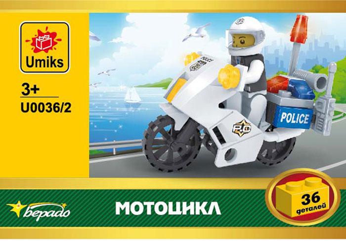 Umiks Конструктор Мотоцикл
