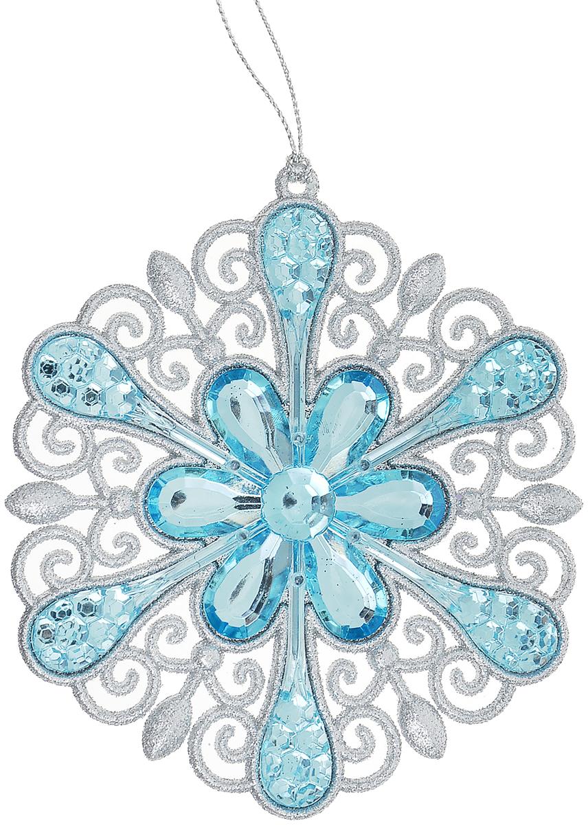 Украшение для интерьера новогоднее Erich Krause Снежинка драгоценная мини, 11 см40329Данная модель снежинки отличается глубоким лазурным цветом. За счет того, что блестки спрятаны внутри изделия, внешняя поверхность остается гладкой и приятной на ощупь. Новогодние украшения всегда несут в себе волшебство и красоту праздника. Создайте в своем доме атмосферу тепла, веселья и радости, украшая его всей семьей.
