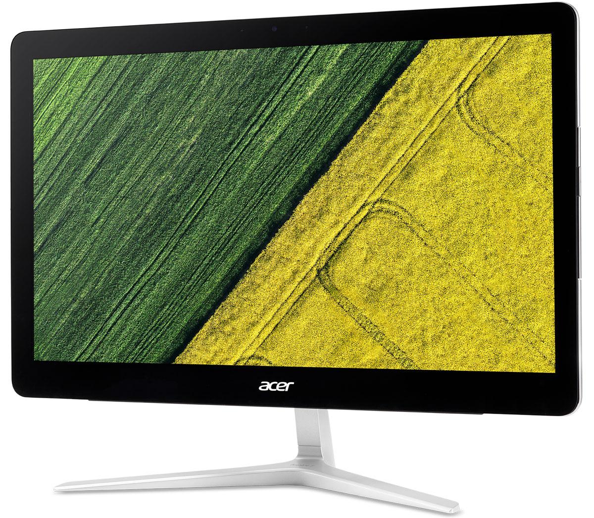 Acer Aspire Z24-880, Silver моноблок (DQ.B8VER.005) - Настольные компьютеры и моноблоки