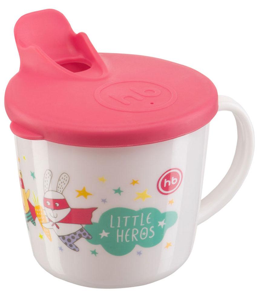 Happy Baby Чашка-поильник от 8 месяцев цвет красный стоимость