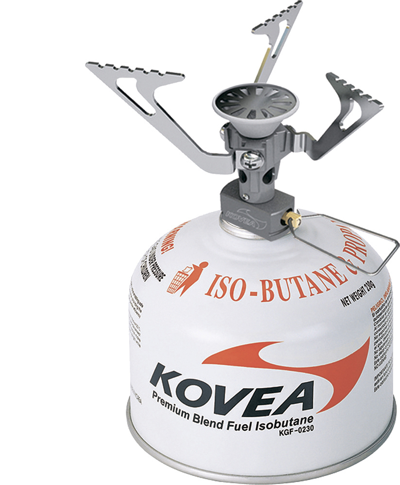 Горелка газовая Kovea Flame Tornado KB-1005 горелка насадка газовая портативная пьезоподжигом огниво