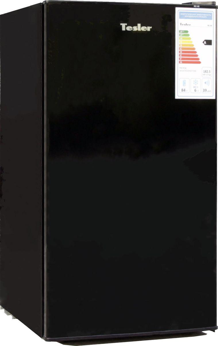 Tesler RC-95, Black холодильник - Холодильники и морозильные камеры