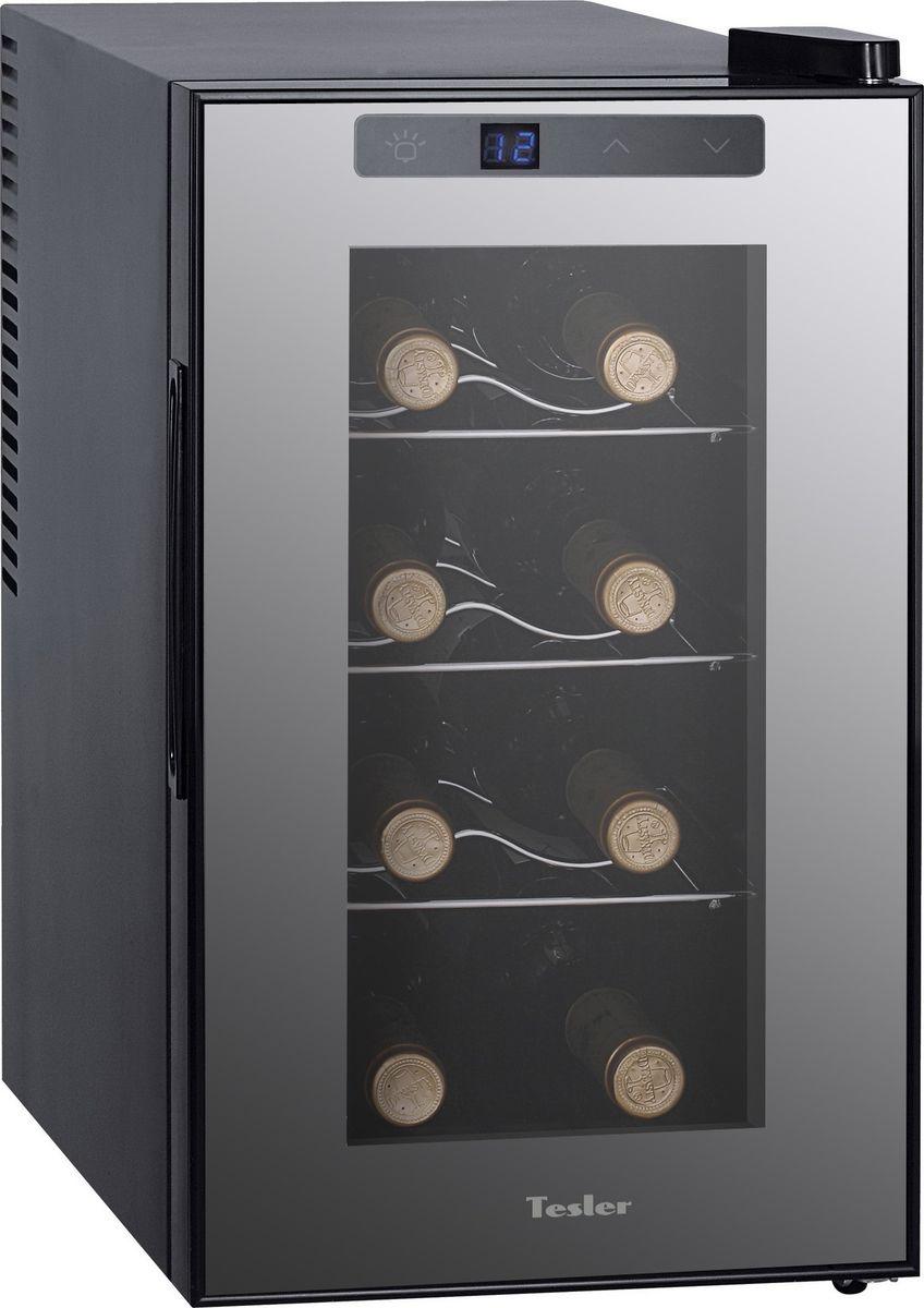 Tesler WCV-080 винный шкаф винный шкаф caso winemaster touch aone черный