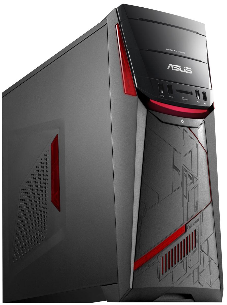 ASUS ROG G11CD-K-RU013T, Black настольный компьютер - Настольные компьютеры и моноблоки
