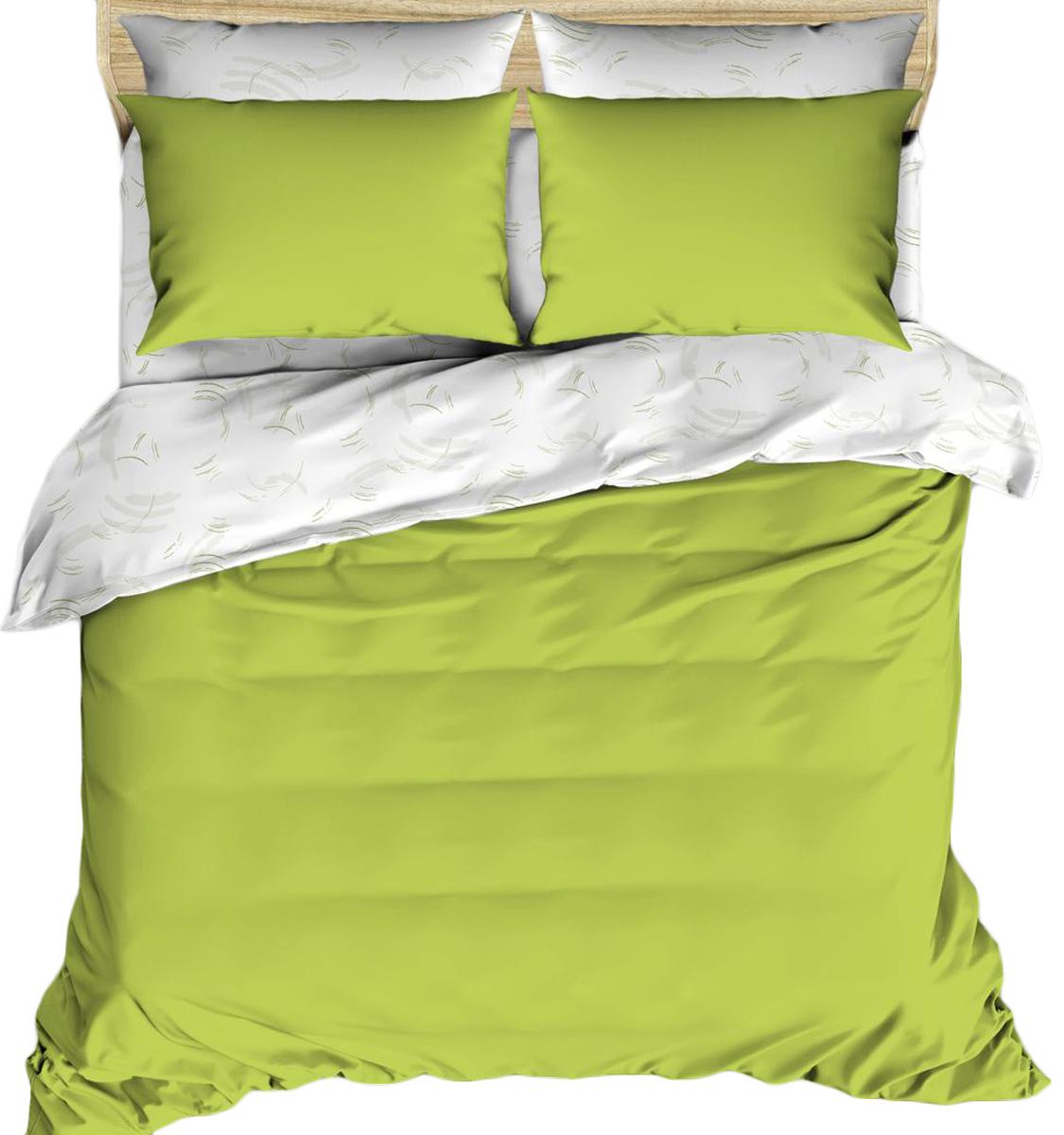 Комплект постельного белья Василиса Будто случайно, евро, наволочки 70x70;50x70. 163546 комплекты белья rhs комплект белья