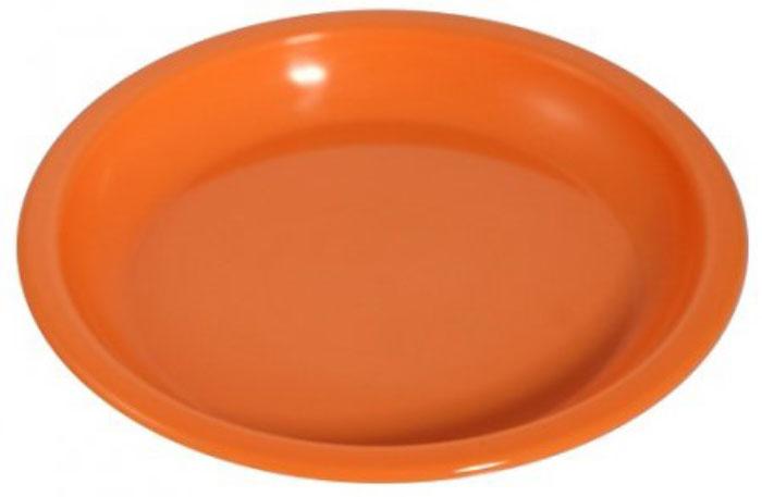 Тарелка Мартика, для первых блюд, цвет: оранжевый, 220 х 40 см. С153С153Изделие выполнено с соблюдением необходимых требований к качеству и безопасности, включая санитарные, которые предъявляются к пластиковой продукции. Удобно в обращении. Имеет яркие цвета, привлекательный современный дизайн и высокий запас прочности. Материалы, используемые при производстве, отвечают всем необходимым санитарным нормам и стандартам качества и разрешены для контакта с пищевыми продуктами.