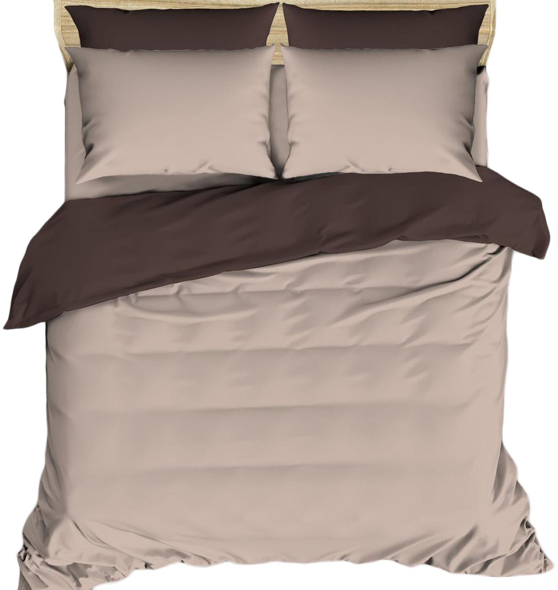 Комплект постельного белья Василиса Будто случайно, 2-спальный, наволочки 70x70;50x70. 163543163543Комплекты постельного белья Василиса коллекции Люкс (из сатина, 100% хлопок) - это российский продукт высочайшего качества ткани, с полноценной евро-простыней и дизайнерскими расцветками.Бесшовное.Ткань очень приятна на ощупь, блестящая и плотная.Сатиновое постельное белье долговечно и выдерживает большое число стирок.Не пилингуется.Способ застегивания наволочки - клапан, пододеяльника - отверстие без застежки по краю изделия с подвернутым краем.Советы по выбору постельного белья от блогера Ирины Соковых. Статья OZON Гид