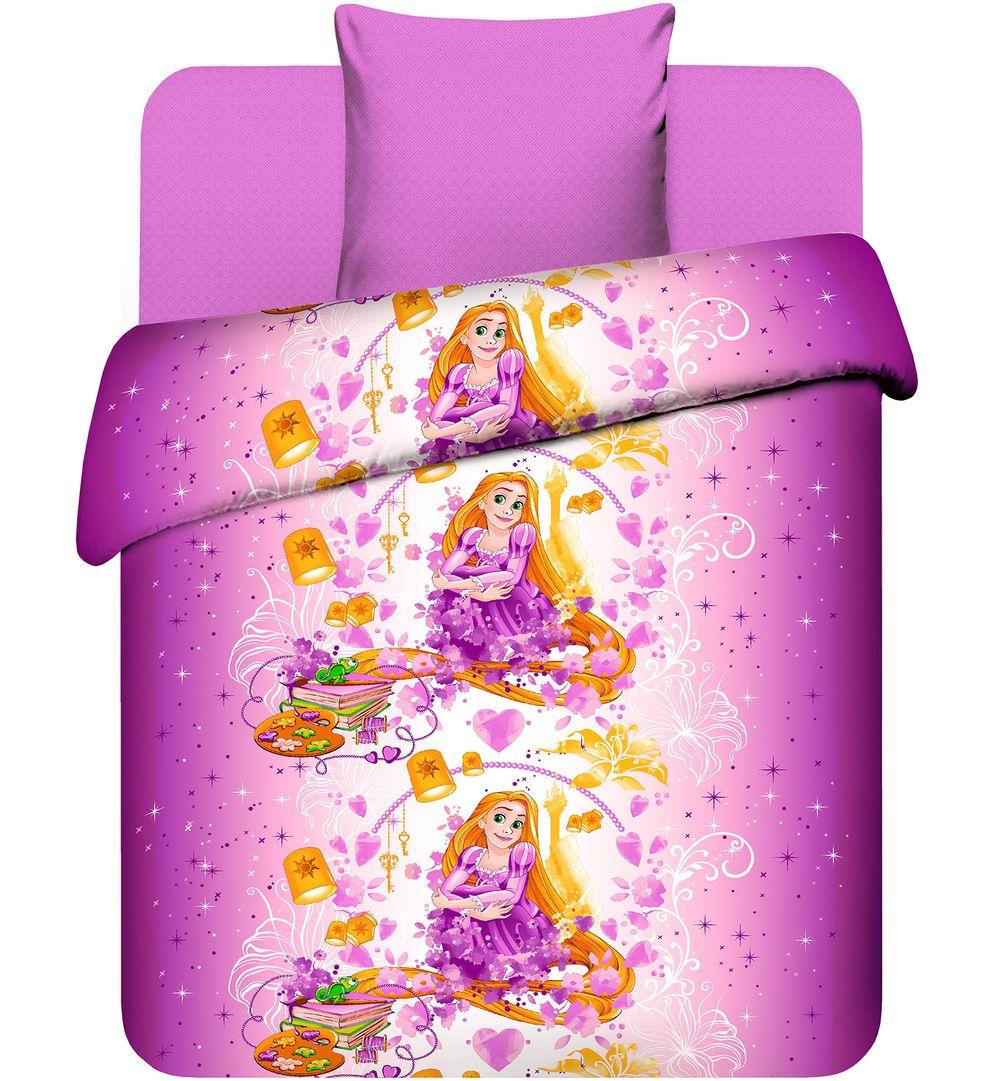Комплект постельного белья Василек Тинейджер Дисней, 1,5-спальный, наволочки 70x70. 165816165816Постельное белье Василиса производится из высококачественной бязи, 100% хлопок.Бесшовное. Использование особо тонкой пряжи делает ткань мягче на ощупь, обеспечивает легкое глажение и позволяет передать всю насыщенность цветовой гаммы.Благодаря более плотному переплетению нитей и использованию высококачественных импортных красителей постельное белье Василиса выдерживает до 70 стирок.Не пилингуется.Способ застегивания наволочки - клапан, пододеяльника - отверстие без застежки по краю изделия с подвернутым краемСоветы по выбору постельного белья от блогера Ирины Соковых. Статья OZON Гид