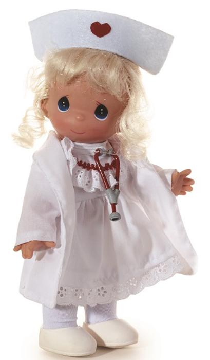 Precious Moments Кукла Медсестра блондинка жених и невеста