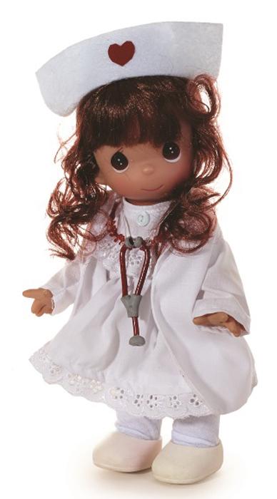 Precious Moments Кукла Медсестра брюнетка жених и невеста