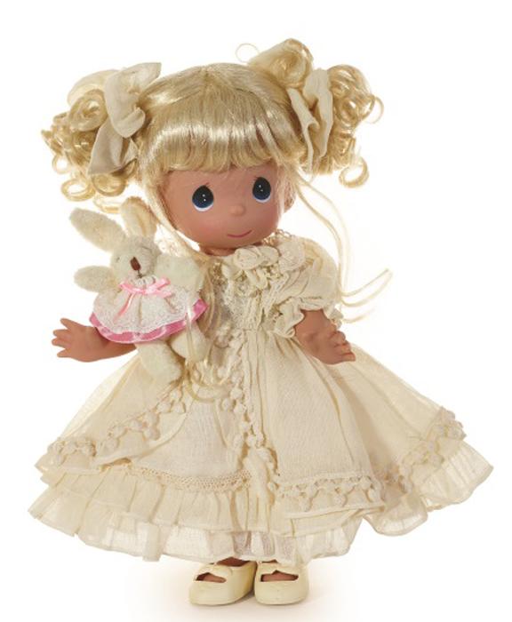 Precious Moments Кукла Шелли Сердечные пожелания блондинка куклы и одежда для кукол precious кукла мой принц придет 30 см