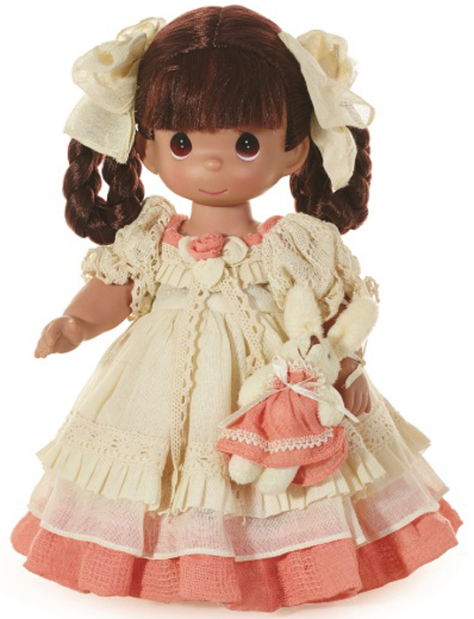 Precious Moments Кукла Кайли Сердечные пожелания брюнетка куклы и одежда для кукол precious кукла мой принц придет 30 см