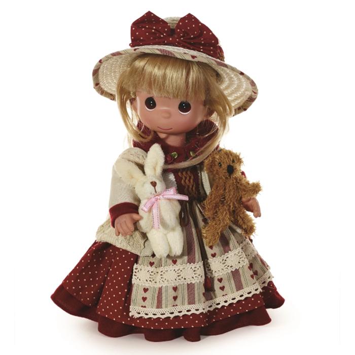 Precious Moments Кукла Старомодная любовь блондинка куклы и одежда для кукол precious кукла мой принц придет 30 см