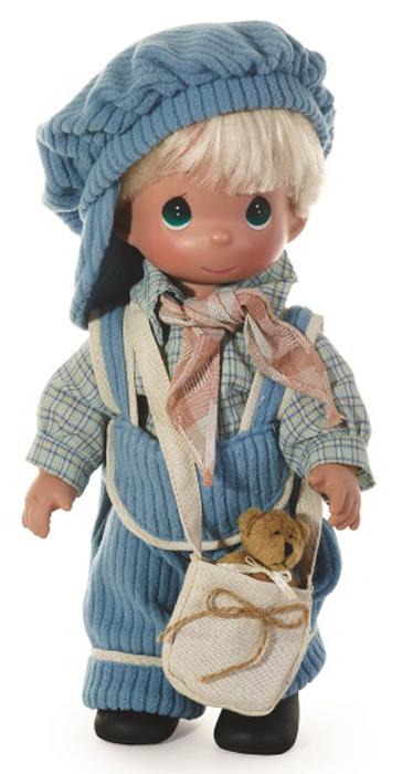 Precious Moments Кукла Мальчики будут мальчиками блондин кукла март precious moments 14см