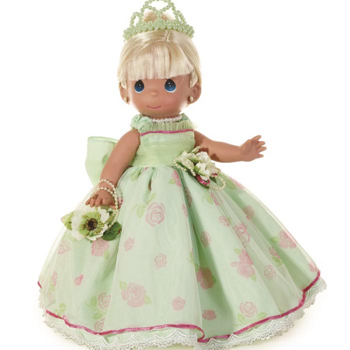 precious moments кукла ты мой друг Precious Moments Кукла Изящная мечтательница блондинка