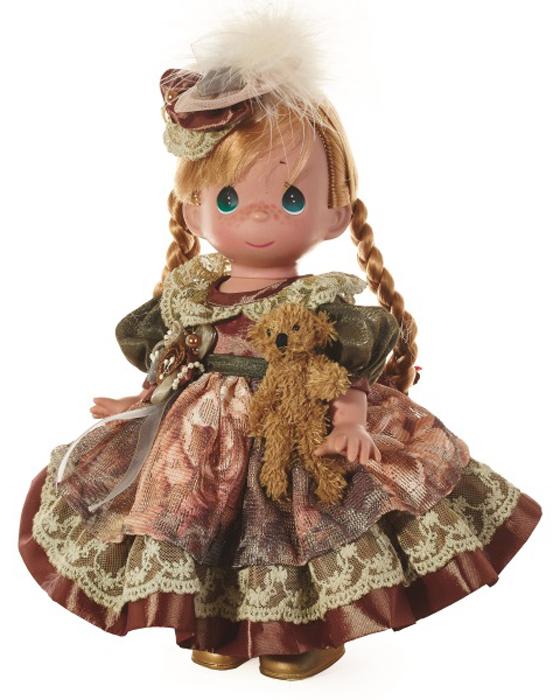 Precious Moments Кукла Ты мое сокровище рыжая куклы и одежда для кукол precious кукла пастушка в розовом 14 см