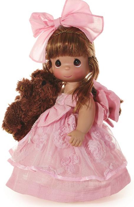 precious moments кукла ты мой друг Precious Moments Кукла Сны о плюшевом медведе рыжая