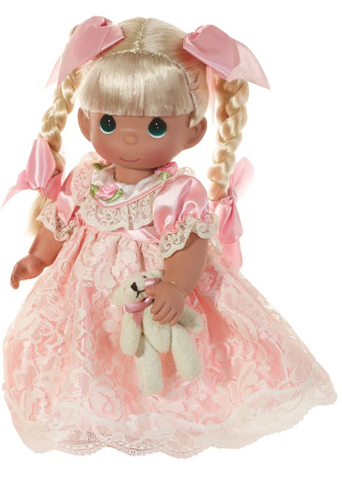 Precious Moments Кукла Сахарок блондинка куклы и одежда для кукол precious кукла балерина рыжая 30 см
