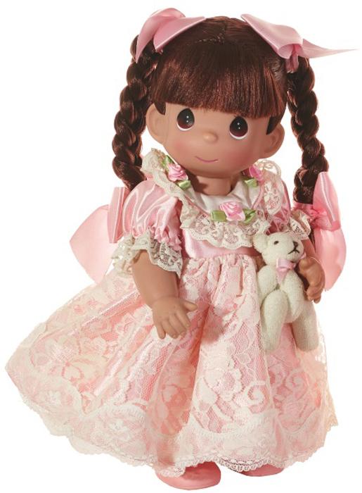 precious moments кукла ты мой друг Precious Moments Кукла Перчинка брюнетка