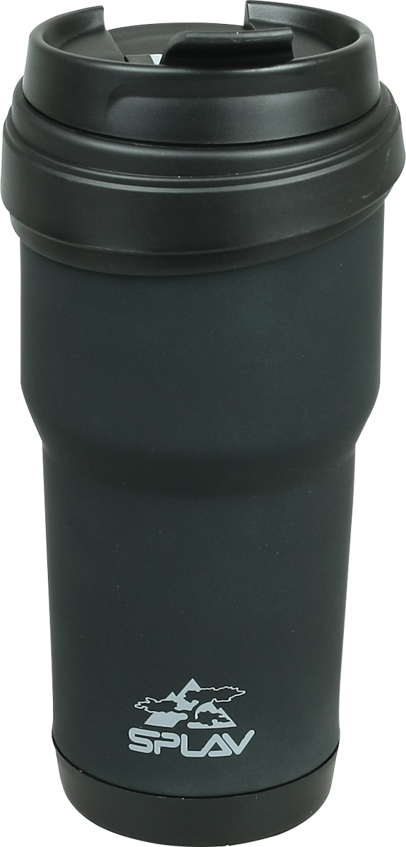 Термокружка автомобильная Сплав SE-500, цвет: зеленый5082640Не успели, как следует, выспаться перед дальней дорогой? Возьмите с собой кружку ароматного кофе!Автомобильная термокружка с вакуумной колбой из нержавеющей стали длительное время сохранит температуру любимого напитка, не боится механических воздействий и не влияет на вкус содержимого.Силиконовое покрытие корпуса делает его приятным на ощупь и нескользящим в руках.Кружка подходит к стандартному подстаканнику, герметично закрывается, не нагревается и не обжигает руки.Благодаря удобному клапану в крышке, кружкой удобно пользоваться даже, если у вас свободна только одна рука. Защелка открывается и закрывается движением большого пальца.Кружка удобна в использовании и проста в уходе.