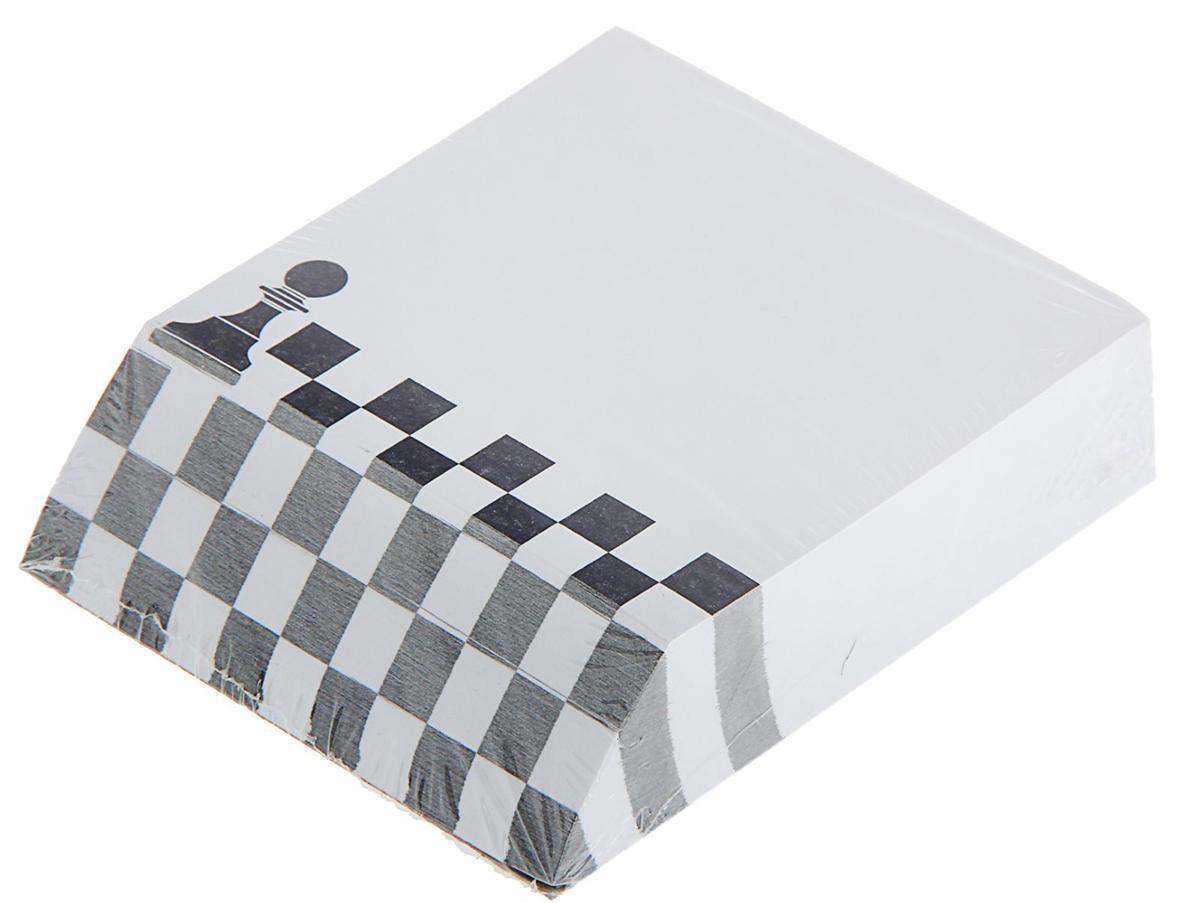 Фолиант Блок для записей Шахматы 9 x 10 см 300 листов1794298Часто появляется необходимость оставить небольшое послание коллеге, сделать пометку дляродных или запомнить нужный телефон?Чтобы зафиксировать важную информацию, достаточно иметь при себе неброский, нонеобходимый в быту предмет - блок бумаги для записей. Этот канцелярский аксессуар займетминимум места в сумке или на рабочем столе.