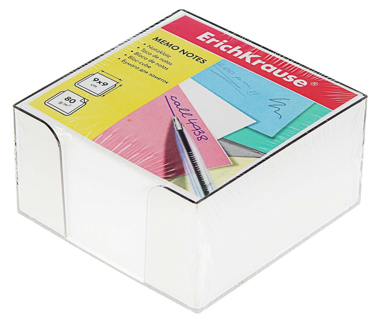Erich Krause Блок для записей 9 x 9 см 26339092633909Невозможно представить нашу жизнь без праздников! Мы всегда ждем их и предвкушаем, обдумываем, как проведем памятный день, тщательно выбираем подарки и аксессуары, ведь именно они создают и поддерживают торжественный настрой. Блок бумаги для записей 9х9х5 см цветной, в пластиковом боксе Белый, EK 2716 — это отличный выбор, который привнесет атмосферу праздника в ваш дом!Часто появляется необходимость оставить небольшое послание коллеге, сделать пометку для родных или запомнить нужный телефон?Чтобы зафиксировать важную информацию, достаточно иметь при себе неброский, но необходимый в быту предмет — Блок бумаги для записей 9х9х5 см цветной, в пластиковом боксе Белый, EK 2716. Этот канцелярский аксессуар займет минимум места в сумке или на рабочем столе.